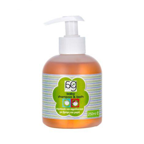 Baby Shampoo and Bath 250ml