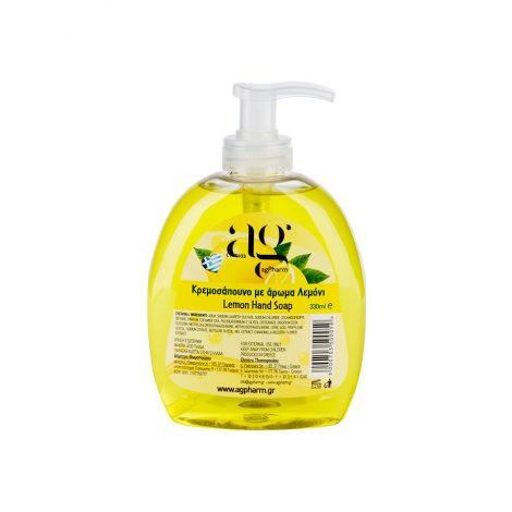 Κρεμοσάπουνο - Lemon Hand Soap 330ml