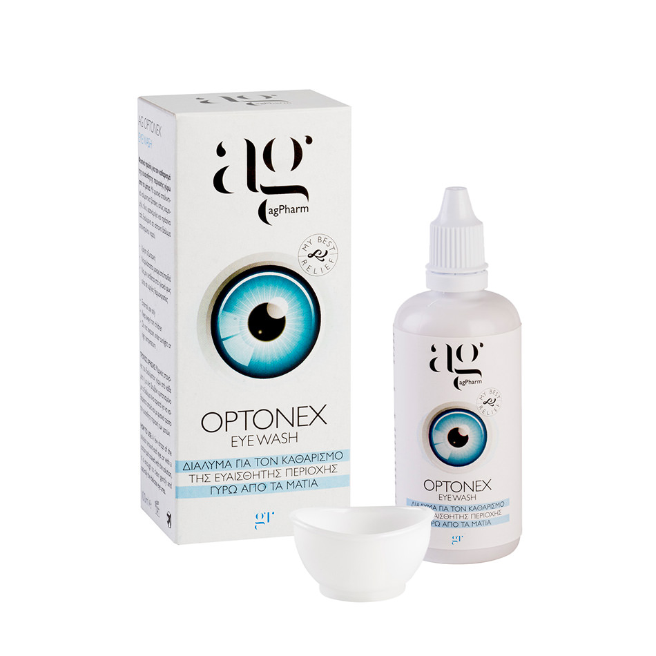 Optonex Eye Wash 100ml